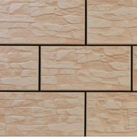 Фасадна плитка Cerrad CER 11 структурна 300x148x9 мм cappucino