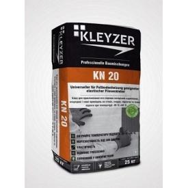 Клей для плитки Клейзер КН 20
