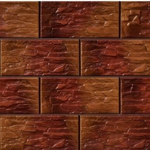 Плитка фасадна Cerrad CER 21 структурна 300x148x9 мм koral