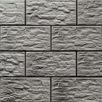 Плитка фасадная Cerrad CER 26 структурная 300x148x9 мм onyks