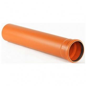 Канализационная труба ПВХ 160х4х6000 мм