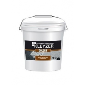 Структурная кварцевая краска KLEYZER COLOR Z