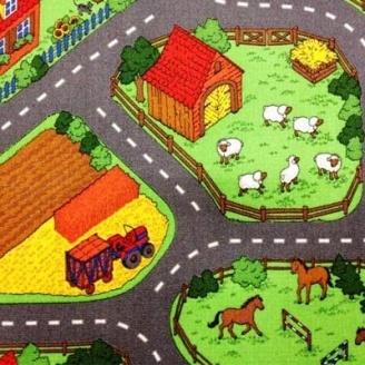 Ковер детский Farm 158