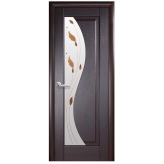 Двери межкомнатные Новый Стиль МАЭСТРА Р Эскада 600х2000 мм венге