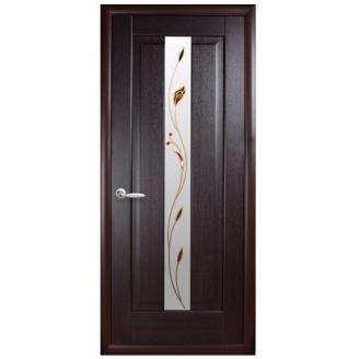Двери межкомнатные Новый Стиль МАЭСТРА Р Премьера 600х2000 мм венге