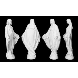Скульптура Божья Матерь 300х650х1200 мм
