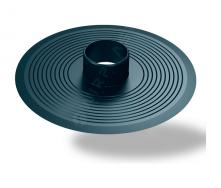 Основание для колпака Wirplast Flat Base U31 75 мм графитовый RAL 7024