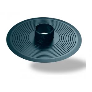 Основа для ковпака Wirplast Flat Base U31 75 мм графітовий RAL 7024