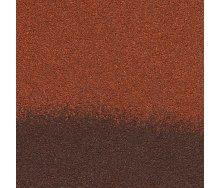 Композитна черепиця Metrotile Mistral 1305x415 мм red-brown