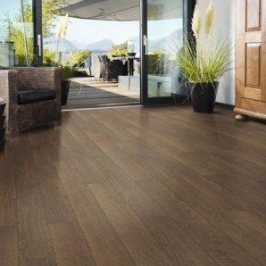 Ламінат Kaindl Natural Touch Premium Plank 1383х159х10 мм Oak BUFFALO