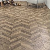Ламинат Kaindl Natural Touch Wide Plank (Fishbone) 4V 1383х244х8 мм Oak Fortress Ashford