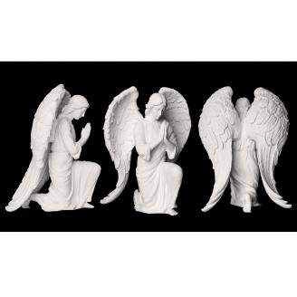 Скульптура ангела 1300x1000x1000 мм