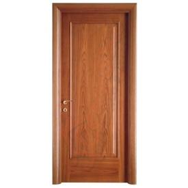 Двери из сосны DerevBud темные 42х700х1900 мм