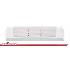 Панель Аквасторож +12 для бездротових датчиків 199х50х30 мм