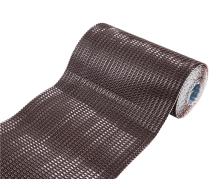 Лента примыкания Wentop алюминиевая 300x5000 мм каштановая