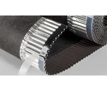 Лента подконьковая вентиляционая Wentop 300х5000 мм черная
