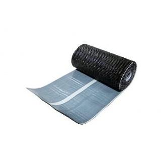 Лента примыкания Wentop олово 300x5000 мм черная