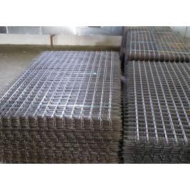 Сітка кладкова зварна армована 200х200х10,0 мм (1,0х2,0м)