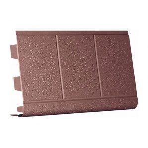 Доборний елемент до відкосу Альта-Профіль 690х190 мм коричневий