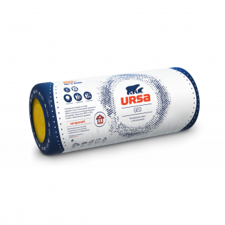Теплоізоляція URSA GEO ЭКО ДАХ 100x9600x1250 мм