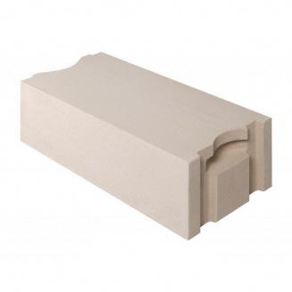 Газоблок Аерок D500 паз-гребень 300х250х600 мм Березань