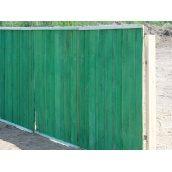 Заборная доска для деревянного забора