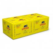 Экструзионный пенополистирол URSA XPS N-III-I 40x600x1250 мм