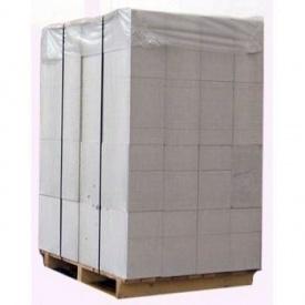 Блок пенобетонный D-500 пакетированный 10х20х60 см