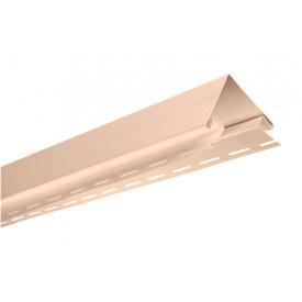 Кут зовнішній Альта-Профіль Alta-Siding 3050 мм суничний