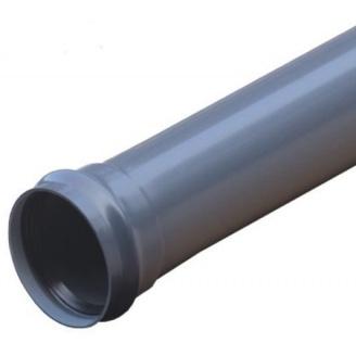 Труба нПВХ для наружного водопровода 160х6,2х6000 мм