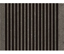 Террасная доска Werzalit Paseo Bodenfliese TerraZa profile BZ 145х38х4000 мм Карбоне 485