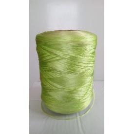 Нитки для коврового оверлока 5 кг салатовые