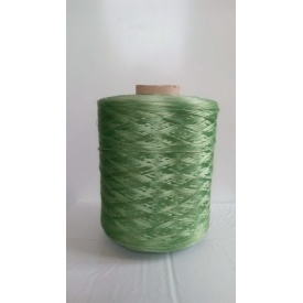 Нить для коврового оверлока 5 кг зеленая