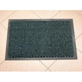 Брудозахисний придверний килим Leyla 20 900х1200 мм зелений
