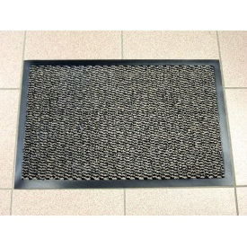 Брудозахисний придверний килим Leyla 61 400х600 мм світло-бежевий
