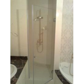 Душові двері безрамні скляні для ванни, для душу
