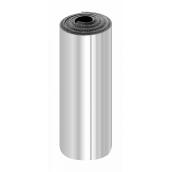 Теплоизоляция рулонная K-FLEX ST ALU 10 мм 1,5х20 м черный