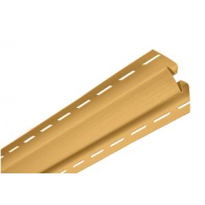 Внутрішній кут Альта-Профіль BlockHouse Т-13 3,05 м золотистий