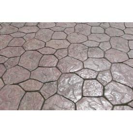 Комплект фасадної плитки Rocky Київський каштан 0,36 м2 20 мм сірий