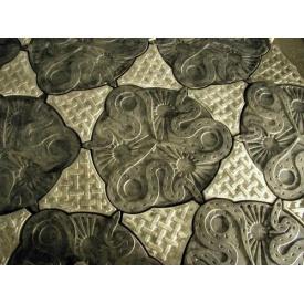 Комплект тротуарної плитки Rocky Танець змій 40 мм