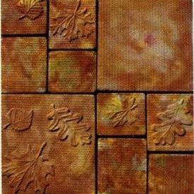 Комплект тротуарної плитки Rocky Осінь 35 мм
