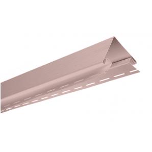Кут зовнішній Альта-Профіль KANADA Плюс Престиж 3050 мм персиковий