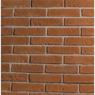 Плитка бетонная Einhorn под декоративный камень Римский Кирпич 960, 200х50х12 мм
