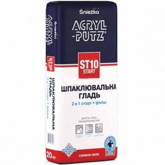 Шпаклевка Sniezka Acryl-Putz сухая 20 кг