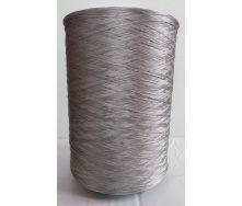 Нить для оверлока паласа металлик светло-серый