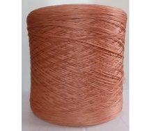 Нитка для оверлока килимка персиковий