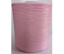 Нитка для оверлока ковров светло-розовая