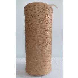 Нить для оверлока ковровой дорожки бледный беж