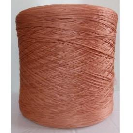 Нить для оверлока коврика персиковый