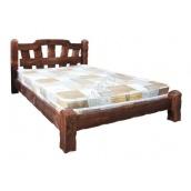 Ліжко МеблиЕко Хуторок 140х200 см (101138)